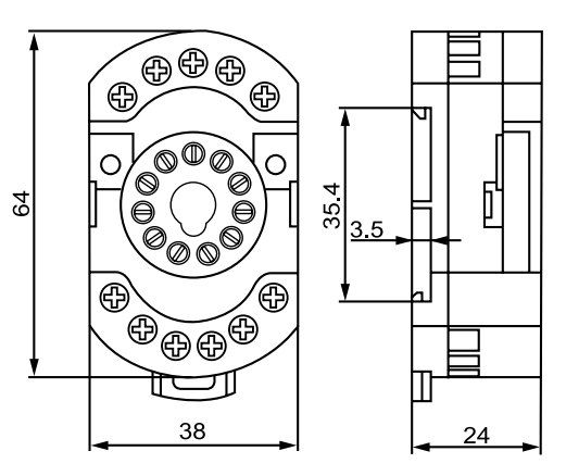 Relay Socket-90.23
